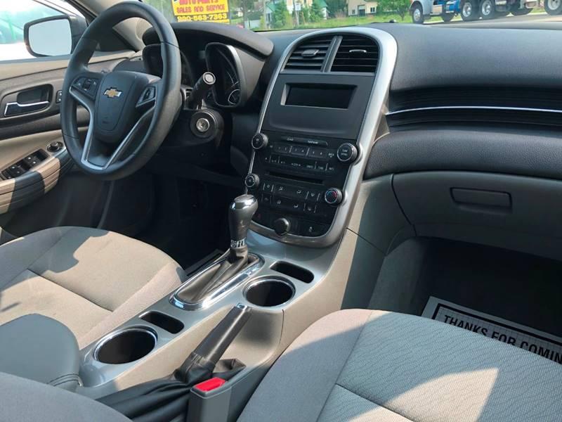 2015 Chevrolet Malibu LS 4dr Sedan In Fort Atkinson WI - Dependable Auto