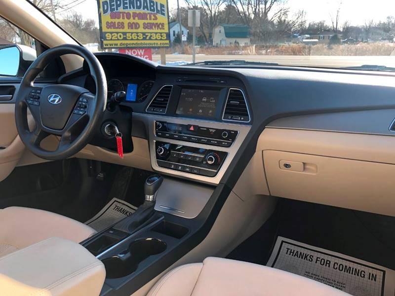 2016 Hyundai Sonata SE 4dr Sedan - Fort Atkinson WI