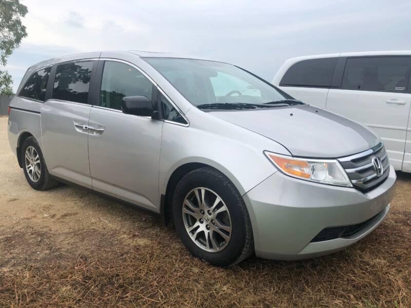 2012 Honda Odyssey EX-L 4dr Mini-Van - Fort Atkinson WI