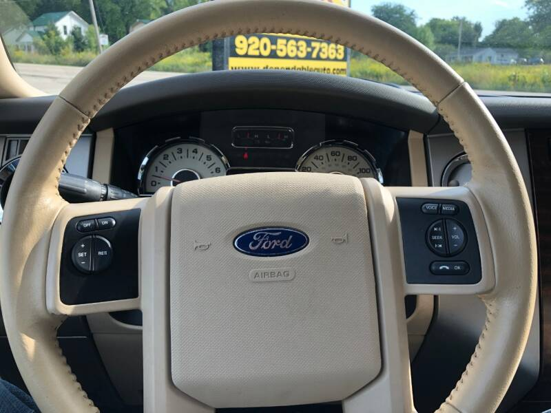 2013 Ford Expedition EL 4x4 King Ranch 4dr SUV - Fort Atkinson WI