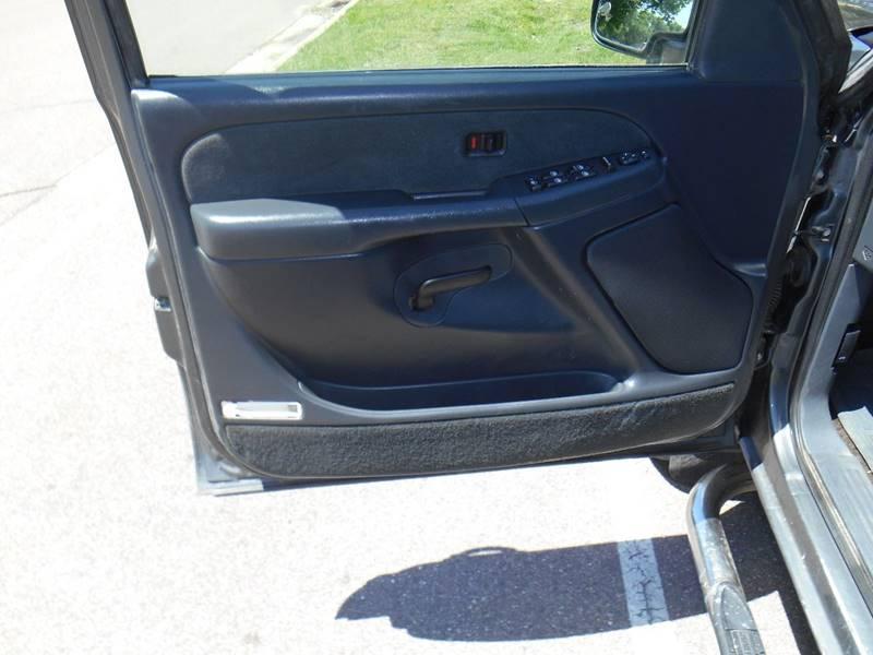 2002 Chevrolet Silverado 2500HD 4dr Crew Cab 4WD SB - Sioux Falls SD