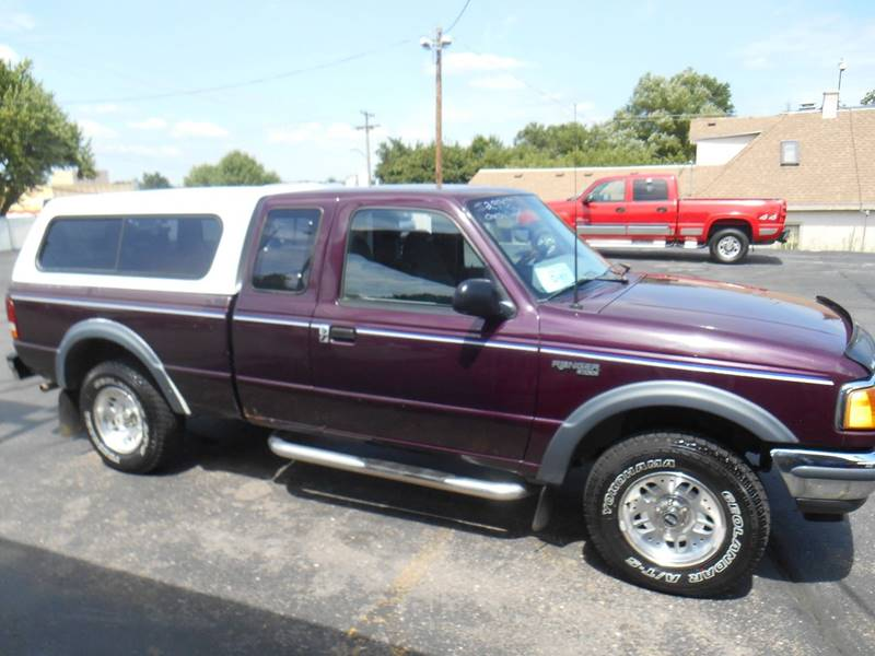 1994 Ford Ranger 2dr XLT 4WD Extended Cab SB - Sioux Falls SD
