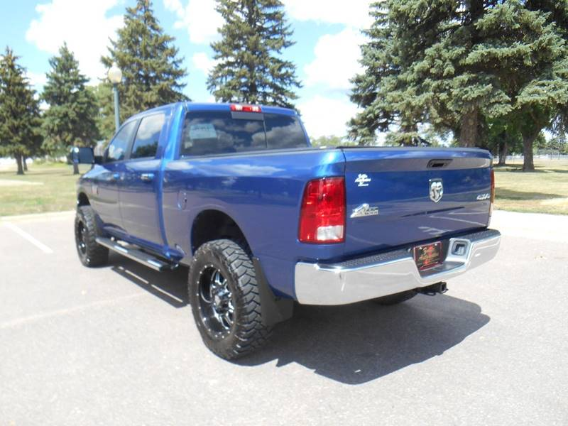 2011 RAM Ram Pickup 2500 4x4 Big Horn 4dr Crew Cab 6.3 ft. SB Pickup - Sioux Falls SD