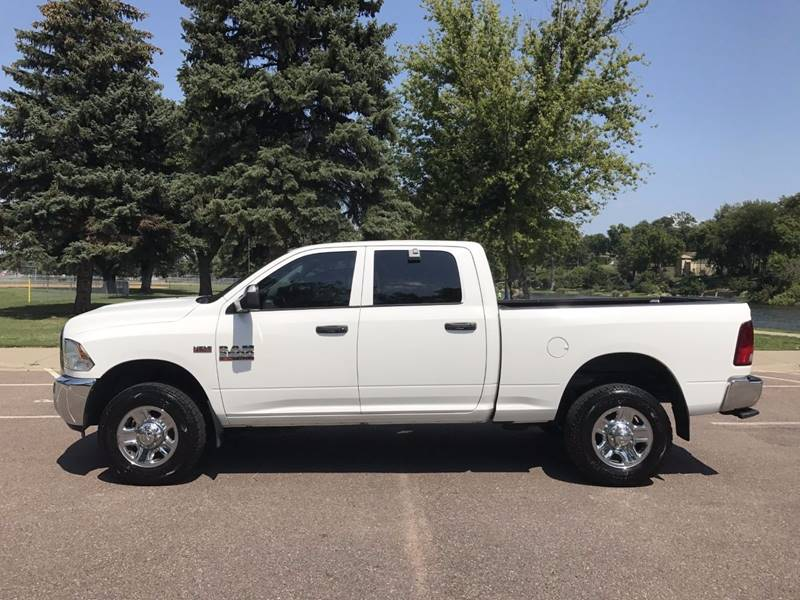 2014 RAM Ram Pickup 2500 for sale at Zomer Automotive in Sioux Falls SD