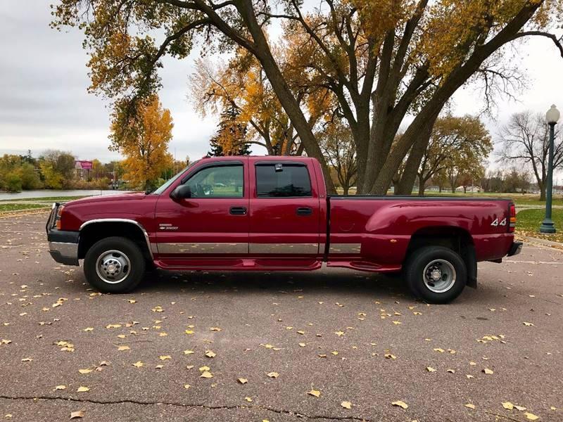 2004 Chevrolet Silverado 3500 for sale at Zomer Automotive in Sioux Falls SD
