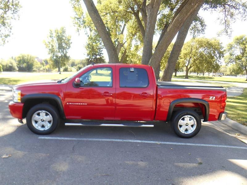 2008 Chevrolet Silverado 1500 for sale at Zomer Automotive in Sioux Falls SD