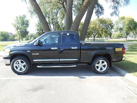 2008 Dodge Ram Pickup 1500 for sale at Zomer Automotive in Sioux Falls SD