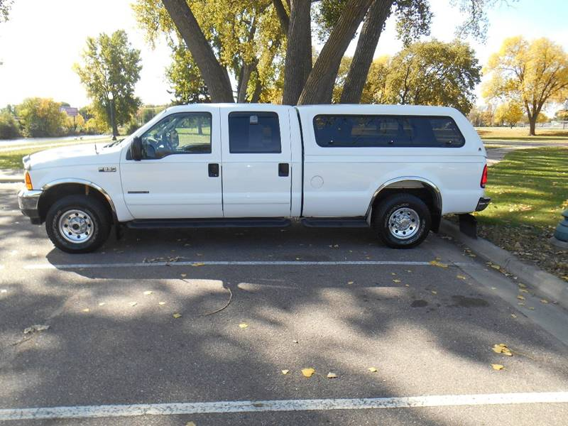 2001 Ford F-250 Super Duty for sale at Zomer Automotive in Sioux Falls SD