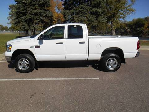 2008 Dodge Ram Pickup 2500 for sale at Zomer Automotive in Sioux Falls SD