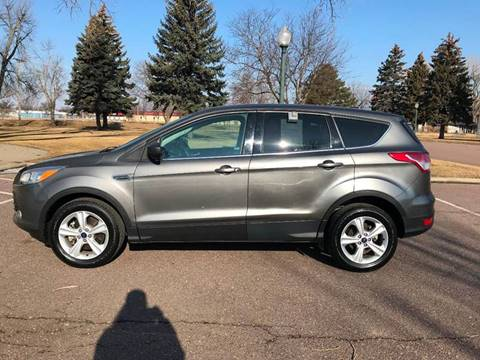 2014 ford escape for sale in sioux falls sd. Black Bedroom Furniture Sets. Home Design Ideas