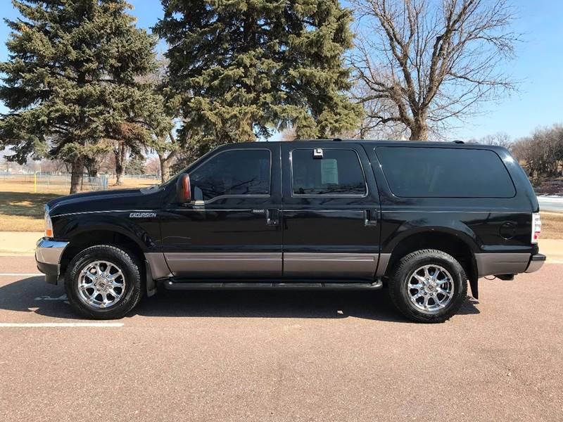 Ford Excursion For Sale At Zomer Automotive In Sioux Falls Sd
