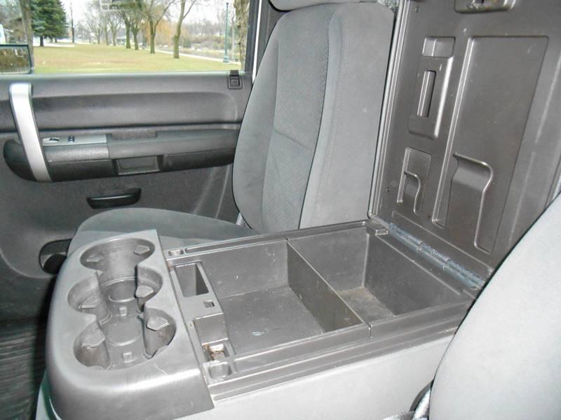 2008 Chevrolet Silverado 2500HD 4WD LT1 4dr Extended Cab LB - Sioux Falls SD