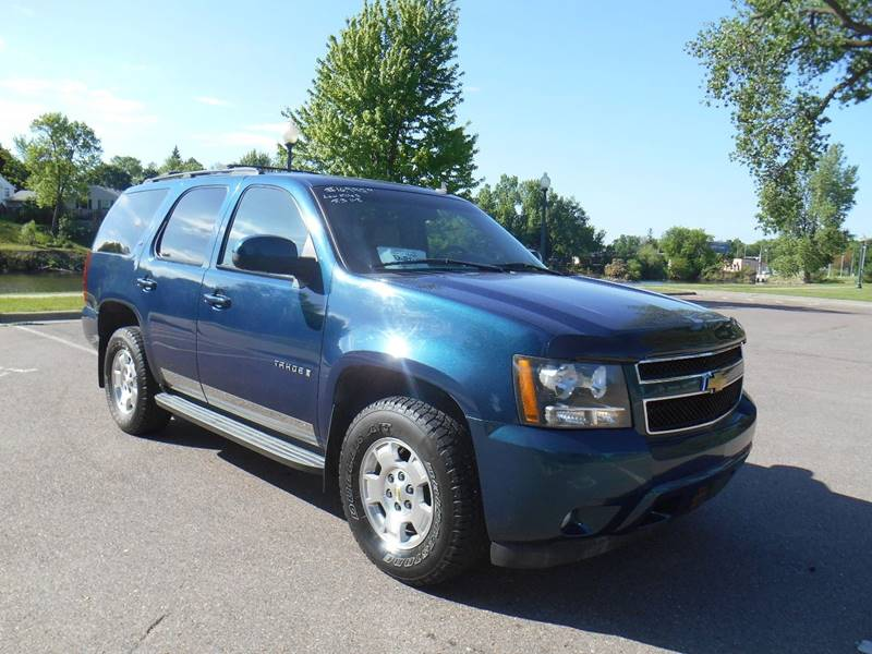 2007 Chevrolet Tahoe LT 4dr SUV 4WD - Sioux Falls SD