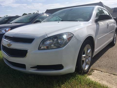2012 Chevrolet Malibu for sale in Grand Rapids, MI