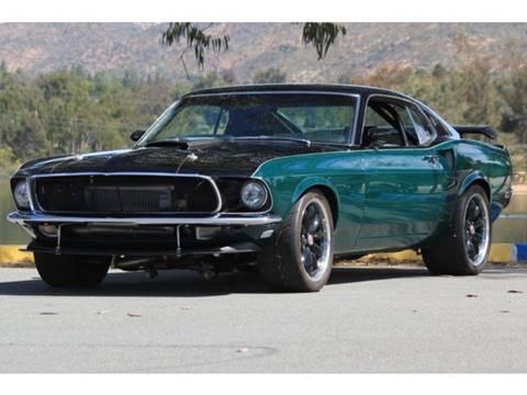 Mustang Dorado >> 1969 Ford Mustang For Sale In El Dorado Ar Carsforsale Com