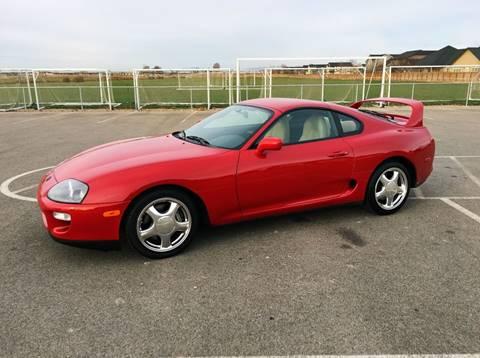 Used Toyota Supra For Sale In Menomonee Falls Wi Carsforsale Com