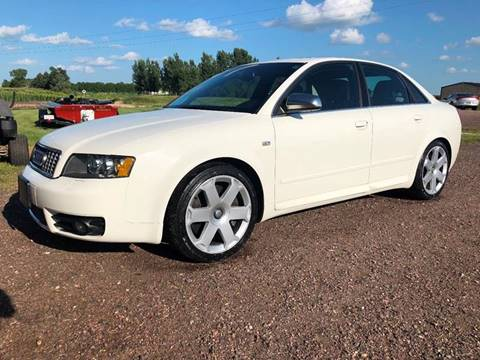 Audi S For Sale In Montpelier OH Carsforsalecom - Audi s4 for sale