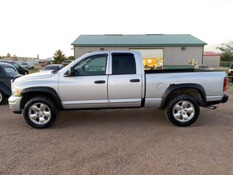 2004 Dodge Ram Pickup 1500 for sale at Car Guys Autos in Tea SD