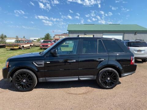 2010 Land Rover Range Rover Sport for sale at Car Guys Autos in Tea SD