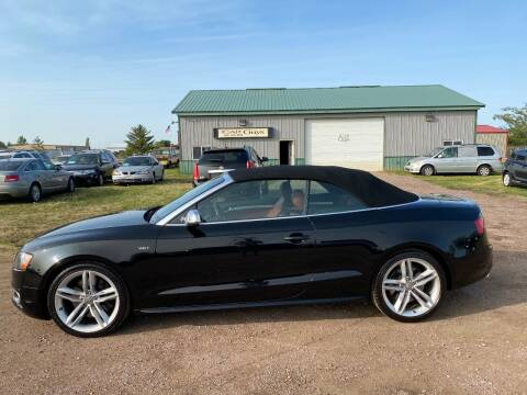 2010 Audi S5 for sale at Car Guys Autos in Tea SD