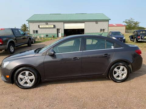 2014 Chevrolet Cruze for sale at Car Guys Autos in Tea SD