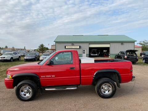 1999 Dodge Ram Pickup 1500 for sale at Car Guys Autos in Tea SD