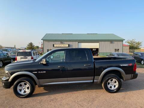 2009 Dodge Ram Pickup 1500 for sale at Car Guys Autos in Tea SD