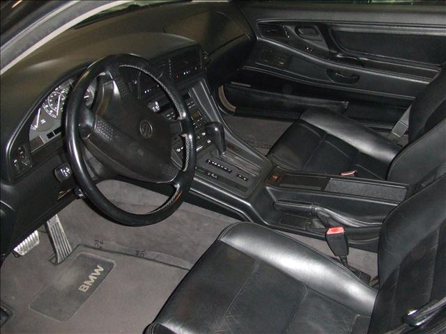 1991 BMW 8 Series 850i 2dr Coupe - Tea SD
