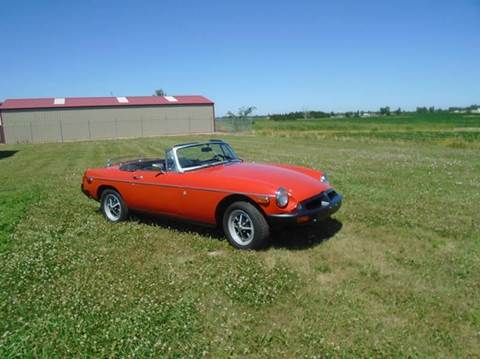 1976 MG MGB for sale in Tea, SD