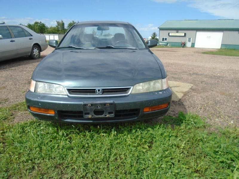 1997 Honda Accord LX 4dr Sedan - Tea SD