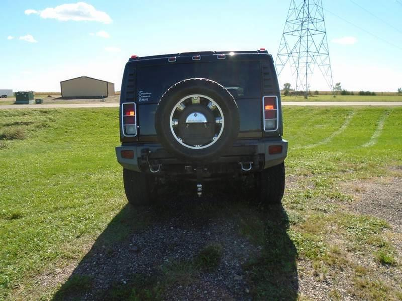 2005 HUMMER H2 Lux Series 4WD 4dr SUV - Tea SD