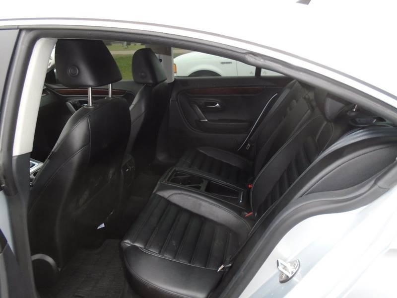 2012 Volkswagen CC Lux 4dr Sedan - Tea SD