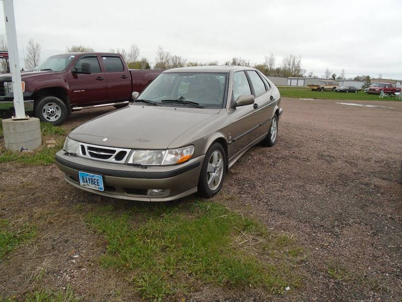 2002 Saab 9-3 4dr SE Turbo Hatchback - Tea SD