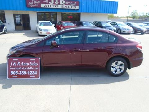 2015 Honda Civic for sale in Sioux Falls, SD