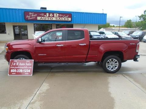2015 GMC Canyon for sale in Sioux Falls, SD