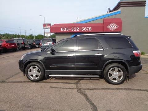 Gmc Acadia For Sale >> 2008 Gmc Acadia For Sale In Sioux Falls Sd