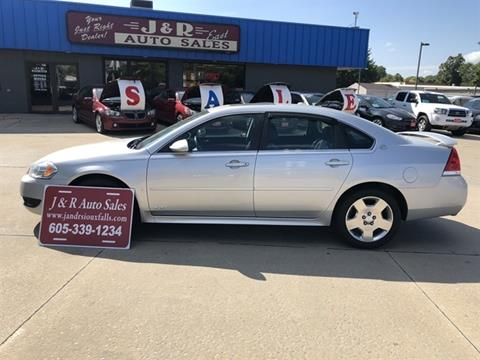 2009 Chevrolet Impala for sale in Sioux Falls, SD