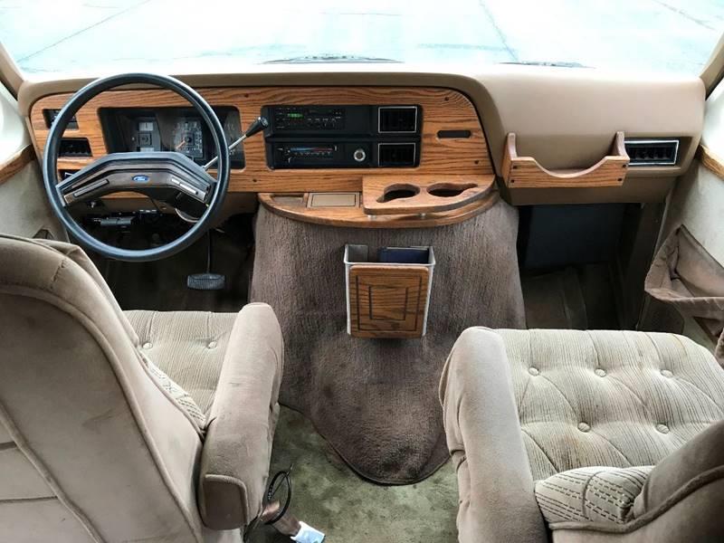 1991 Ford E-350 3dr Econoline Van - Grand Rapids MI