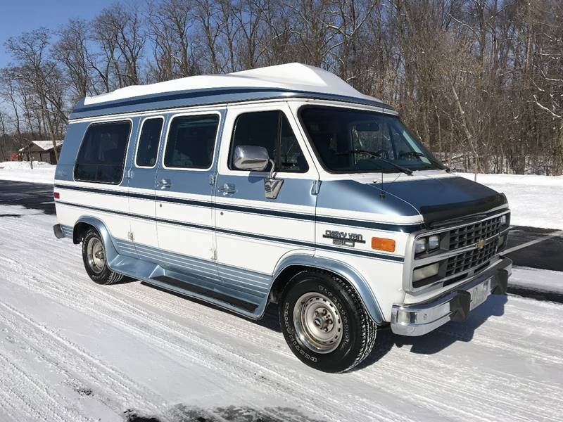 1993 chevrolet g20 van craft in grand rapids mi d l auto sales. Black Bedroom Furniture Sets. Home Design Ideas