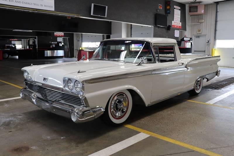 1959 ford ranchero in grand rapids mi - d & l auto sales