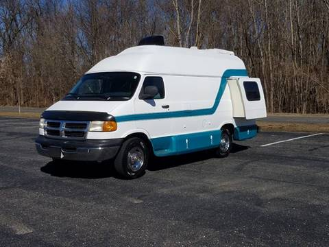 1991 dodge ram 250 camper van