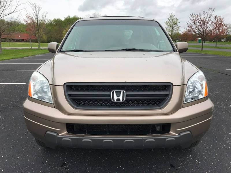2004 Honda Pilot 4dr EX-L 4WD SUV w/Leather - Grand Rapids MI