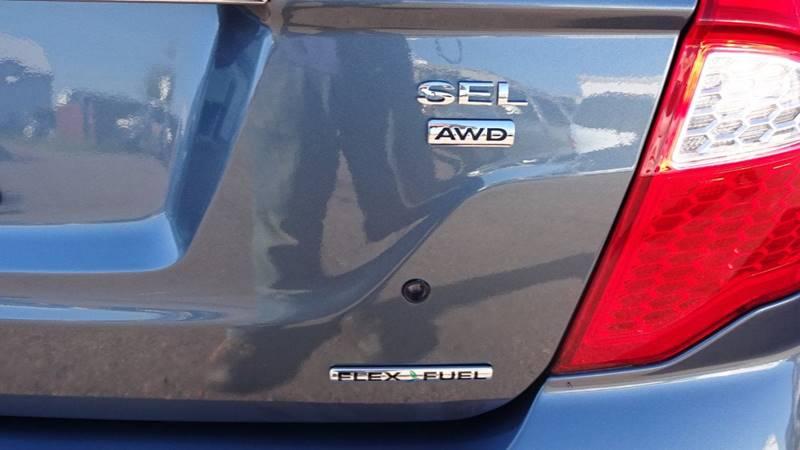 2012 Ford Fusion AWD SEL 4dr Sedan - Tea SD