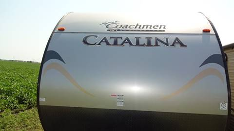 2015 Coachmen CATALINA M333RETS