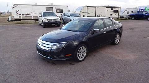 2012 Ford Fusion for sale in Tea, SD