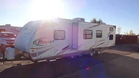 2011 Keystone BULLET ULTRA LITE 286QBS for sale in Tea, SD