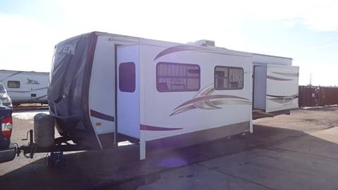 2012 Sunny Brook RAVEN 3121 FK for sale in Tea, SD