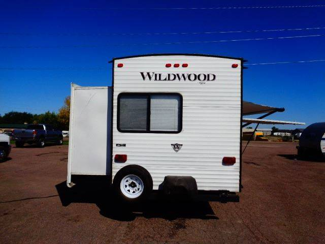 2015 SOLD SOLD SOLD Forest River Wildwood 33 BHOK  - Tea SD