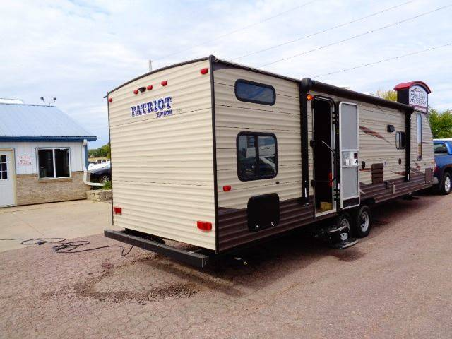 2017 SOLD SOLD SOLD Forest River Cherokee Limited 26CKSE  - Tea SD