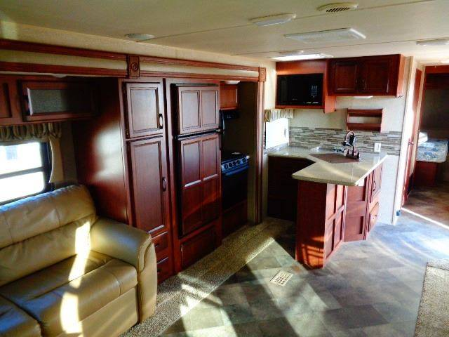 2015 SOLD SOLD SOLD Forest River Puma 31RDKS  - Tea SD